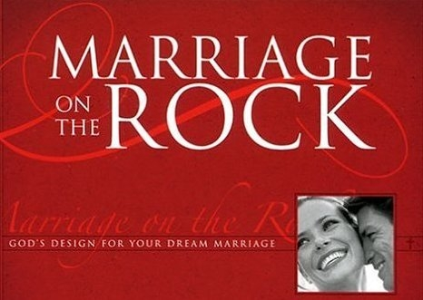 marriageontherock